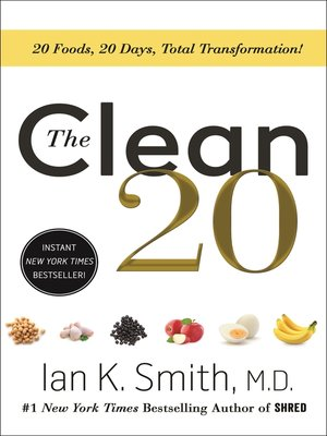 cover image of The Clean 20